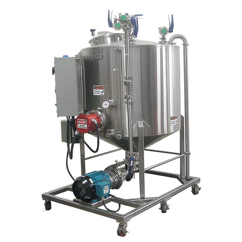 CIP Skid 1000 Liters