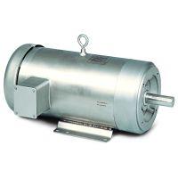 Stainless Steel Motors; 230/460 Vac, 3 Phase
