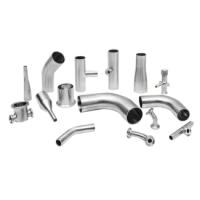 TOPLINE Bio-pharma BPE & Automatic welding AWF fittings