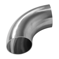 HS-2WCL 90° WELD ELBOW (SHORT)