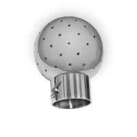 HS Static Spray Ball with Pin Connection