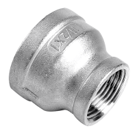 HS-P-6A SOCKET BANDED REDUCING FEMALE SS316
