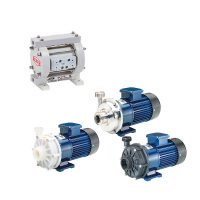 Magnetically coupled centrifugal pumps & Air-operated Diaphragm Pumps
