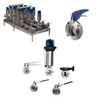 INOXPA Butterfly Valves