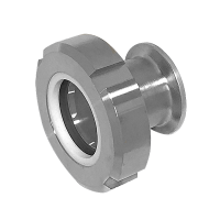 Processing View Sight Glass Tri-Clamp End