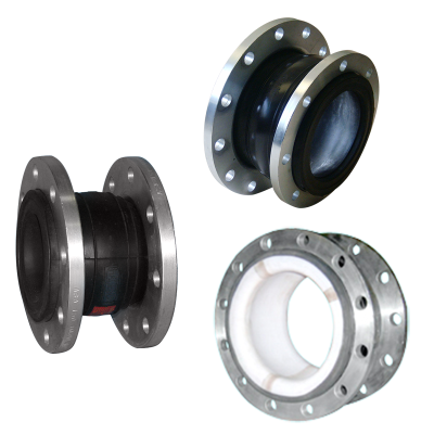 HS-10R Single Open Arch , c/w Floating Flanges Standard
