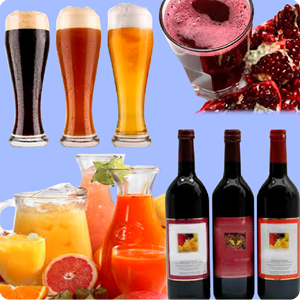 HALESON products for beer, craft beer, wine, cider, microbrewery, soft drink, fruit juice, vegetable juice, aroma