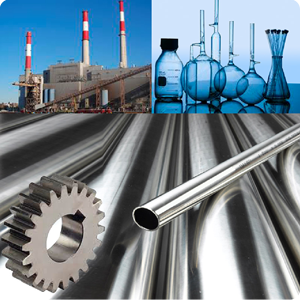 HALESON expansion joints mineral processing, metallurgy, water treatment, osmosis, chemical, HVAC, mining industries